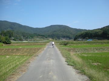 益子サイクリング8