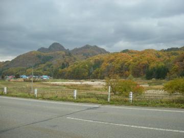 紅葉サイクリング(安ヶ森林道)48