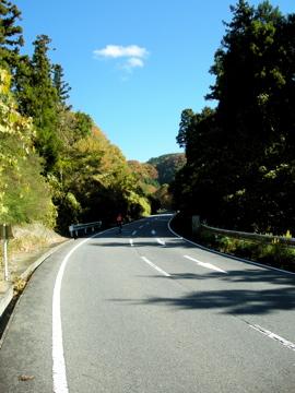 奥久慈サイクリング(その1)竜神峡2