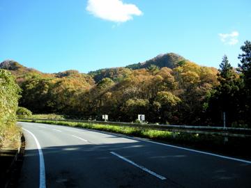 奥久慈サイクリング(その1)竜神峡3