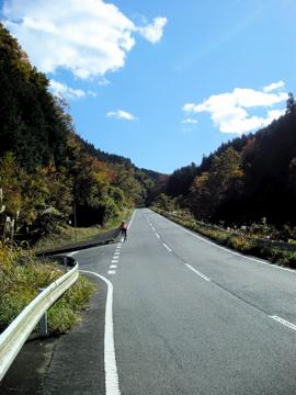 奥久慈サイクリング(その1)竜神峡4