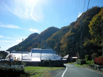 奥久慈サイクリング(その1)竜神峡5