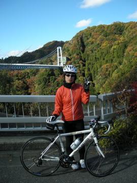 奥久慈サイクリング(その1)竜神峡6