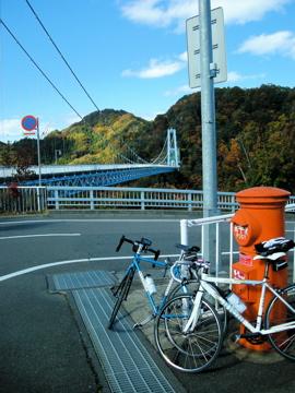奥久慈サイクリング(その1)竜神峡7