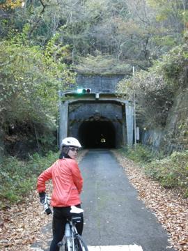 奥久慈サイクリング(その2)袋田の滝1