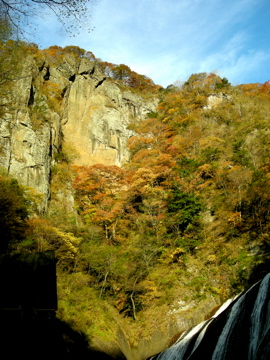 奥久慈サイクリング(その2)袋田の滝7