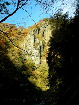 奥久慈サイクリング(その2)袋田の滝8