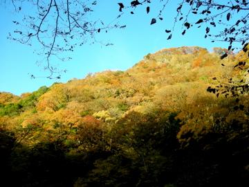 奥久慈サイクリング(その2)袋田の滝9