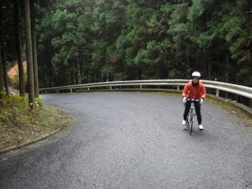 奥久慈サイクリング その4(八溝山)1