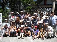 富士山集合写真2