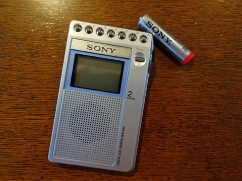 02超小型ラジオ