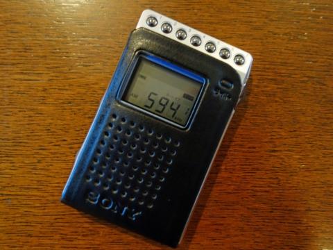 03超小型ラジオ