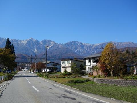 12白馬村