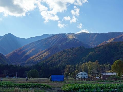 20白馬村
