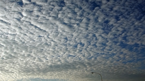 01うろこ雲