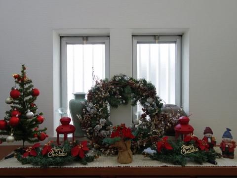 02玄関の飾り