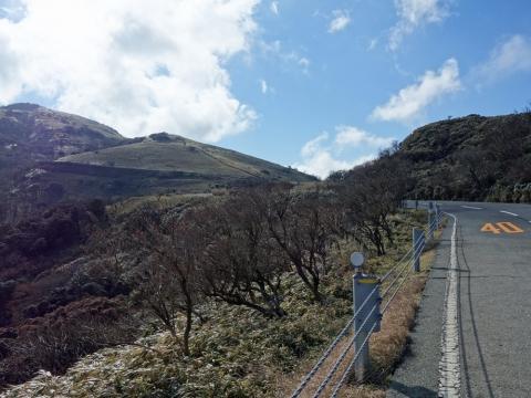 14達磨山へ