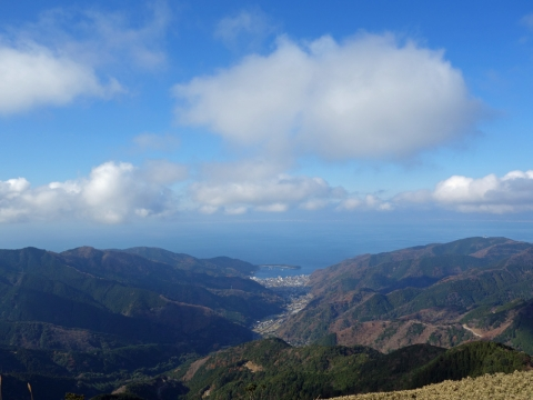 15達磨山へ