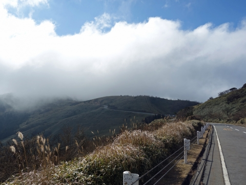 17達磨山へ