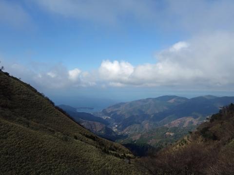 18達磨山へ