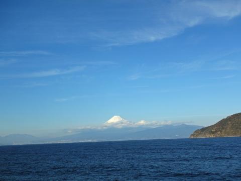 09駿河湾フェリー富士山