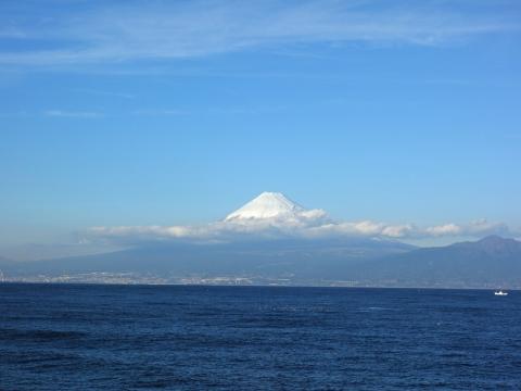 11駿河湾フェリー富士山