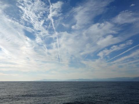 14駿河湾フェリー富士山