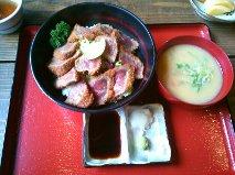 赤牛かつ丼