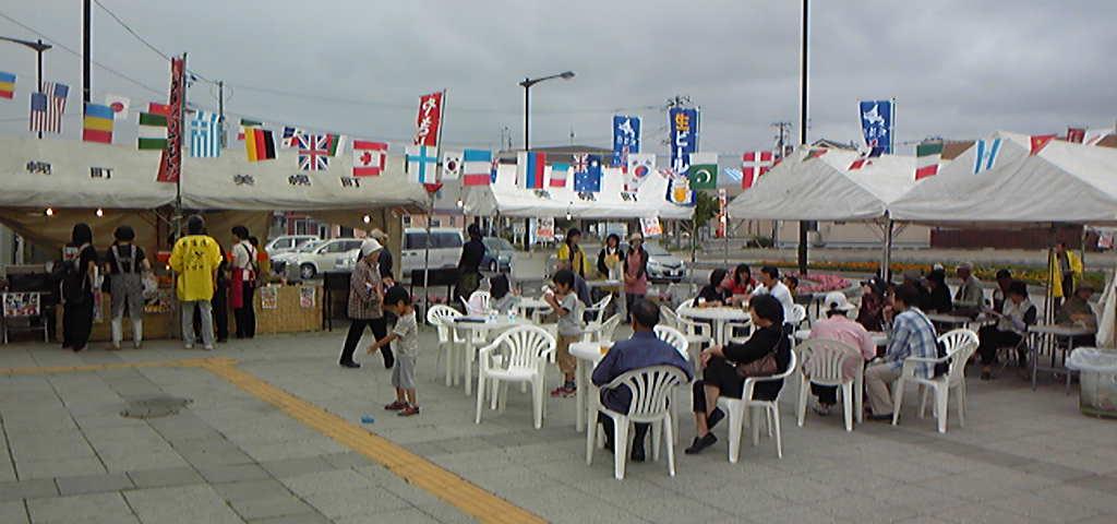 美幌ビアガーデン2011729