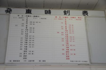 20131119小湊鉄道鶴舞駅05