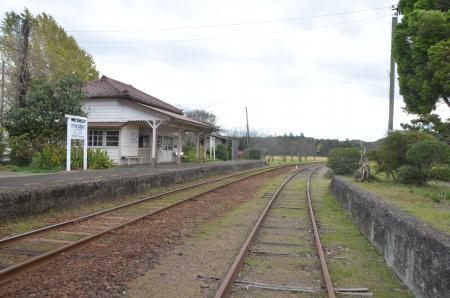 20131119小湊鉄道鶴舞駅10