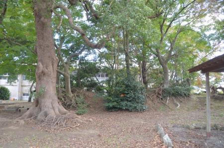 20131119鶴舞城址09