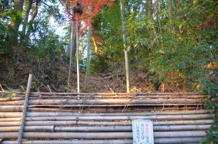 20131216三田氏館跡09