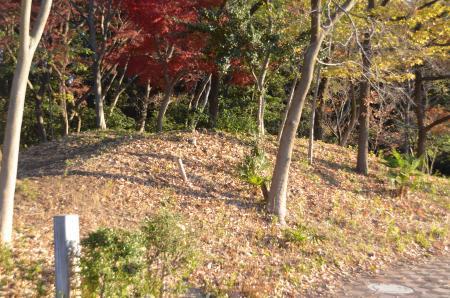 20131216三田氏館跡27