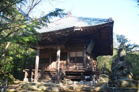 20131224景ヶ島渓谷08