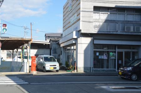 20131224丸ポスト裾野01