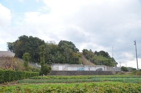 20141026揖波山砦跡08