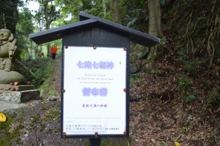 20141027河津七滝①カニ滝03