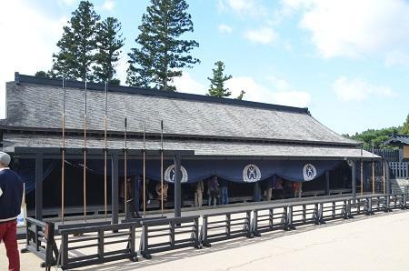 20141028 箱根関所跡06