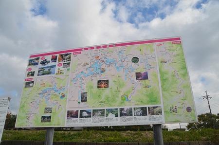 20141121亀山湖・亀山ダム03