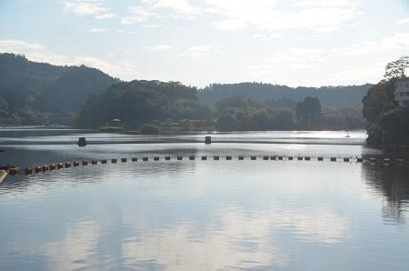 20141121亀山湖・亀山ダム12