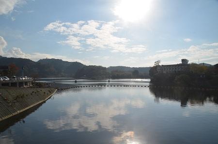 20141121亀山湖・亀山ダム11