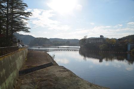 20141121亀山湖・亀山ダム10