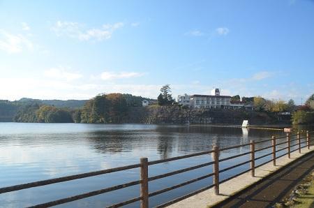 20141121亀山湖・亀山ダム23