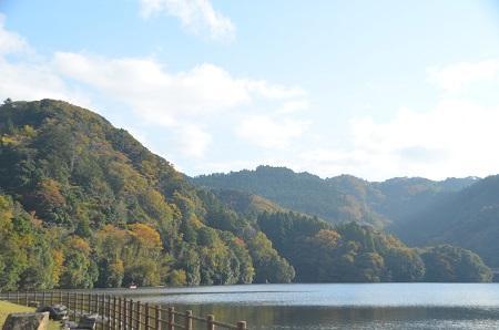 20141121亀山湖・亀山ダム22