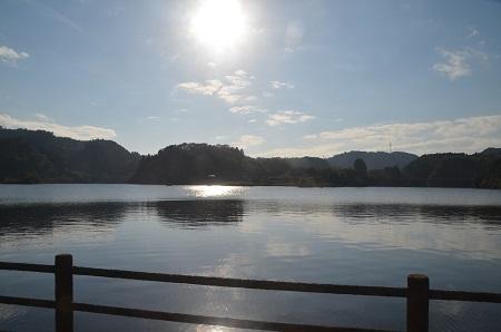 20141121亀山湖・亀山ダム20