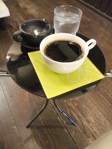 コーヒーショップ
