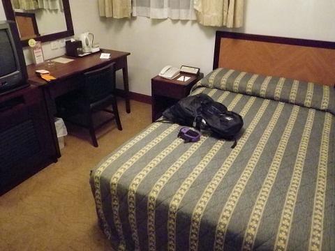 香港 新楽酒店シャムロックホテル