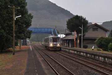 美祢線復旧(1)