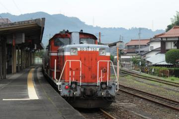 美祢線復旧(8)